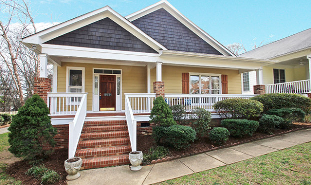 Plaza Midwood Bungalow for Sale