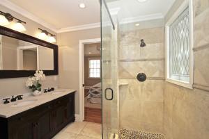 Plaza Midwood Charlotte Home for Sale - Master Bath